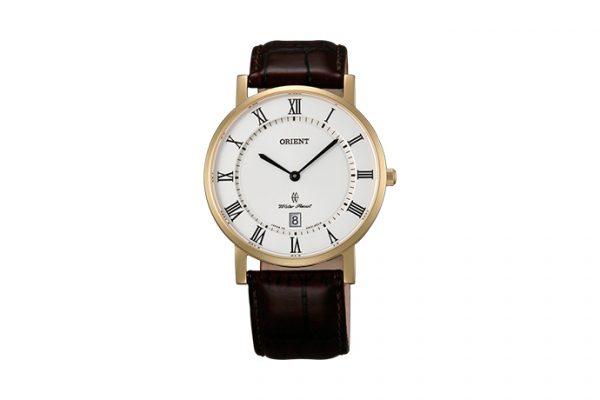 Reloj Orient Classic Quartz GW0100FW