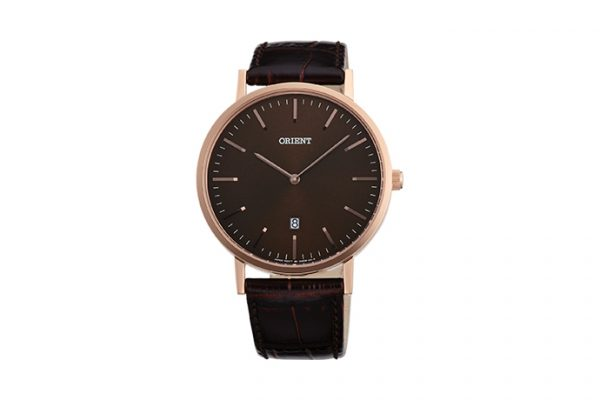Reloj Orient Standard Quartz GW05001T