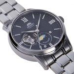 Reloj Orient Classic Mechanical RA-AS0002B 5