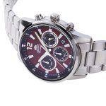 Reloj Orient Sporty Quartz RA-KV0004R 4