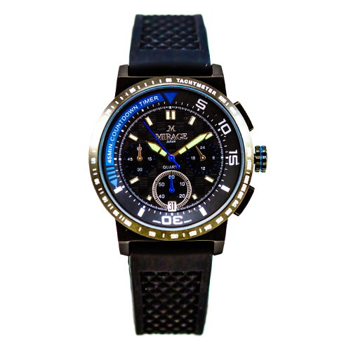 Reloj Mirage SMC-493GBBB